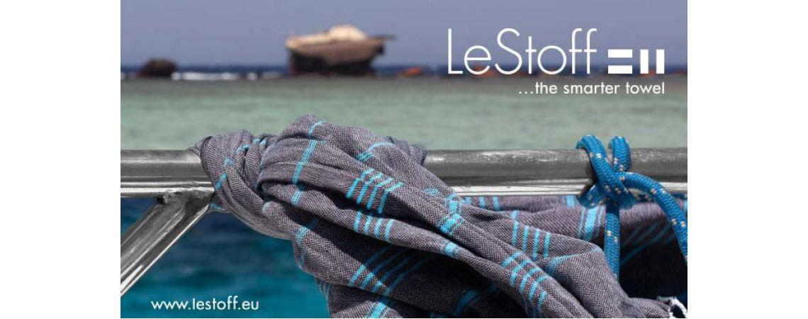 LeStoff: Reisehandtücher für Umweltbewusste