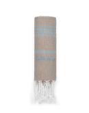 Beige - Light Blue